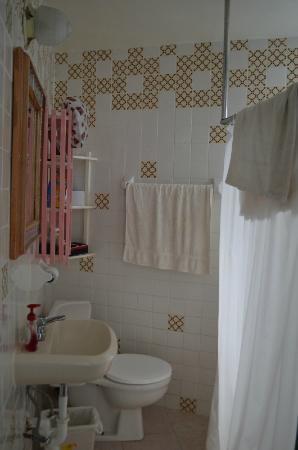 La Casa de Dona Ana : Bathroom