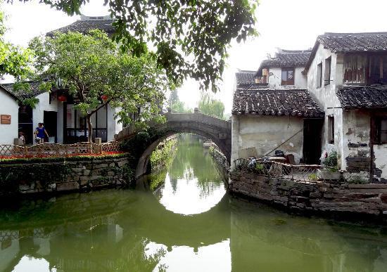 Zhouzhuang Water Town: Zhou Zhuang