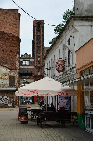 Lodz, Poland: Piotrkowska-5