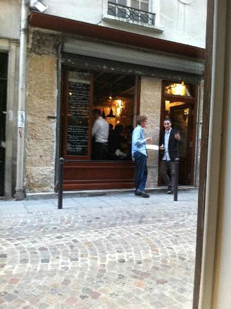 Frenchie Wine Bar Picture Of Frenchie Paris Tripadvisor