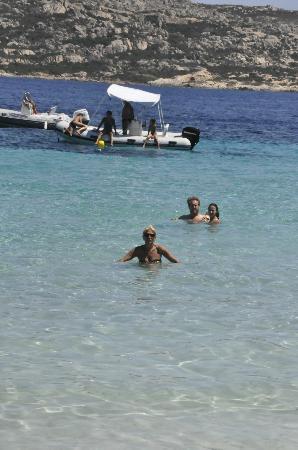 Colonna Park Hotel : Playa del Amor
