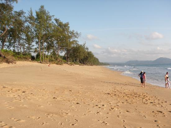 Marriott's Mai Khao Beach: The fabulous beach - which is accessible by buggy or a 10-min walk