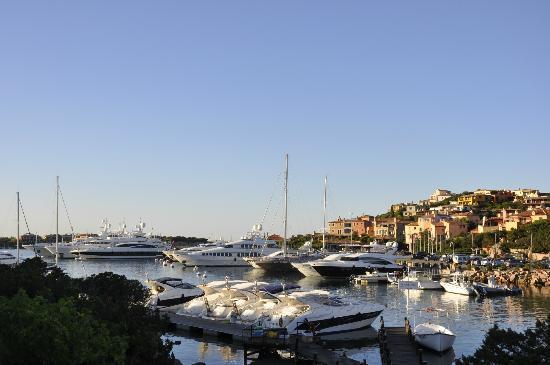 Colonna Park Hotel : Marina de Porto Cervo