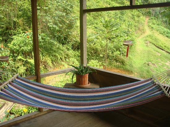 Rambala, Panama: Main Lodge of Owners