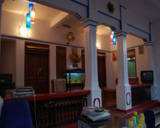 Ashtamudi Homestay: picture of the home stay