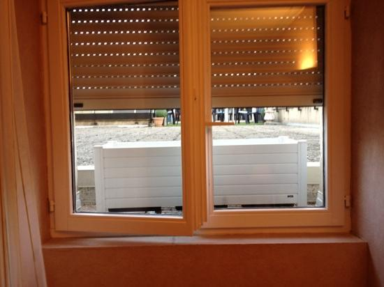 Best Western Poitiers Centre Le Grand Hotel : vue bouchée
