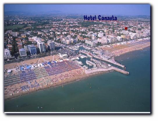 Hotel Canasta: Dove Siamo