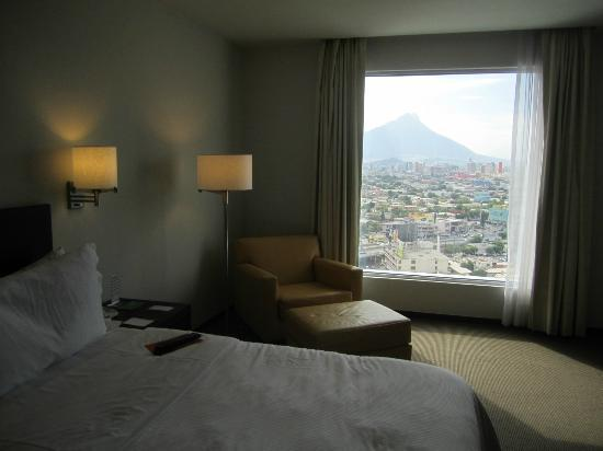 Fiesta Inn Monterrey Tecnologico: View from the 12th floor
