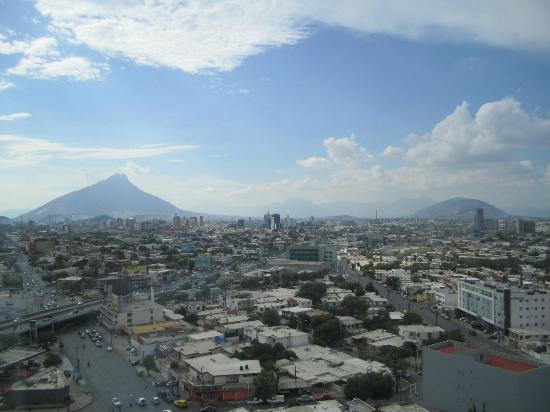 Fiesta Inn Monterrey Tecnologico: View from my room