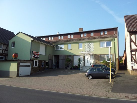 Wartenberg, Alemania: Hausansicht
