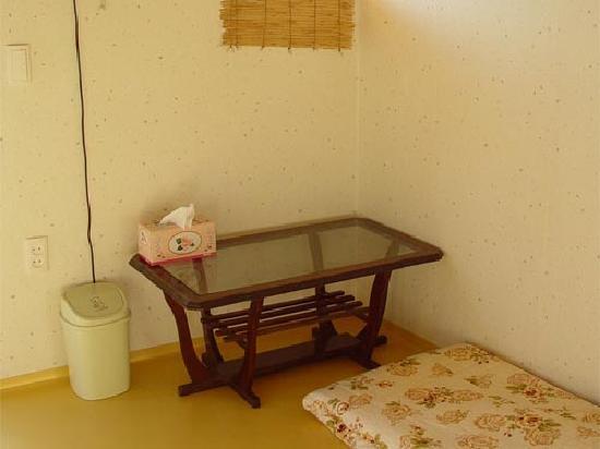 Sa Rang Chae Guesthouse: 한실