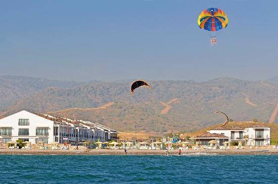 Jiva Beach Resort Hotel In Mugla Fethiye