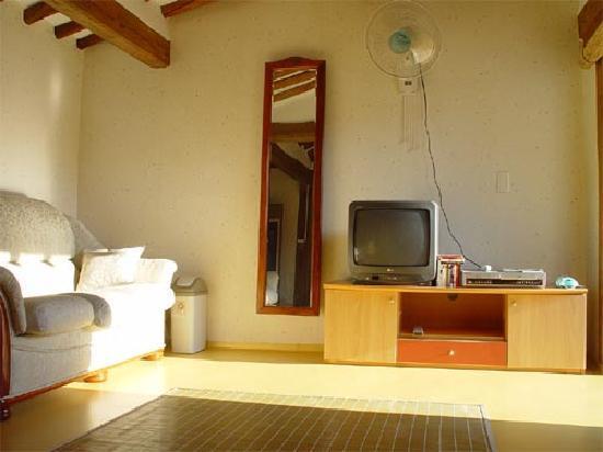 Sa Rang Chae Guesthouse: 가족실