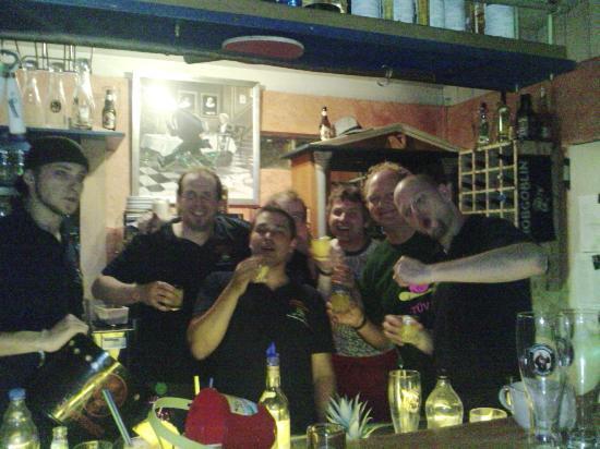Papa's Kesselhaus: Barpersonal