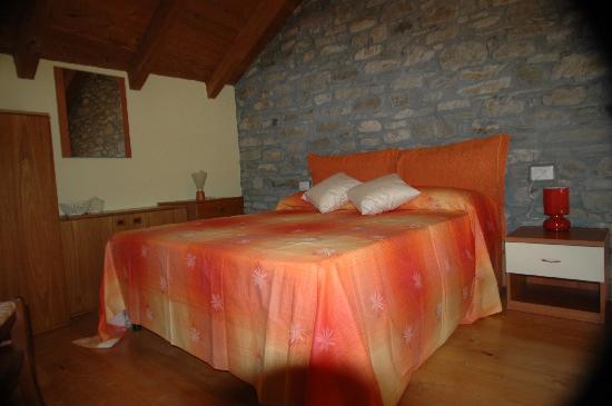 Ferriere, Włochy: interno casa della bellura