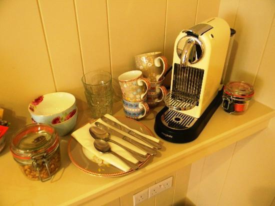 QC's Townhouse: Nespresso Heaven 2!