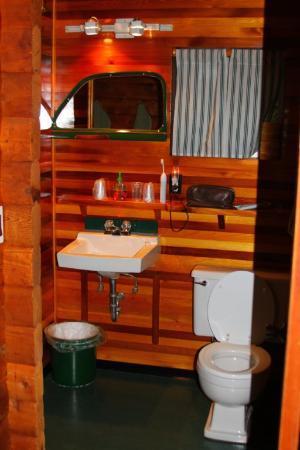 Grace Haven: Cute bathroom!