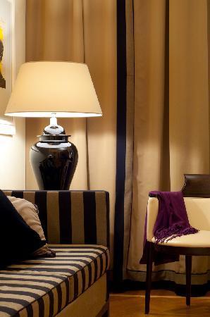 Fortyseven Hotel Rome: Junior Suite