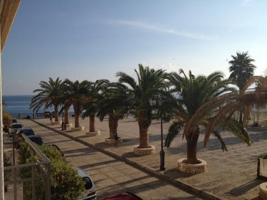Hotel Al Madarig: view from the balcony