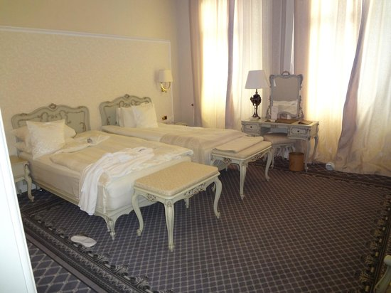 Grand Hotel Continental: Classic style room