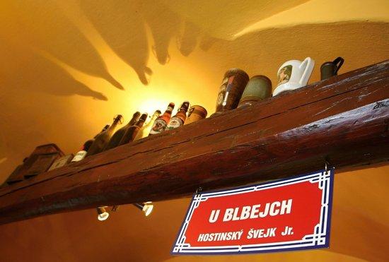 Na Certovce: Restaurant U Blbejch
