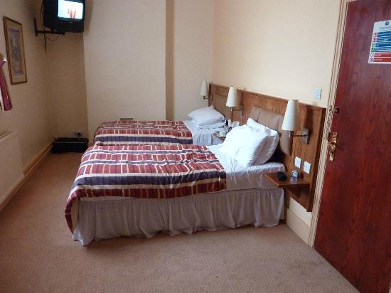 The New Inn B&B: Fine beds..good and quit sleep