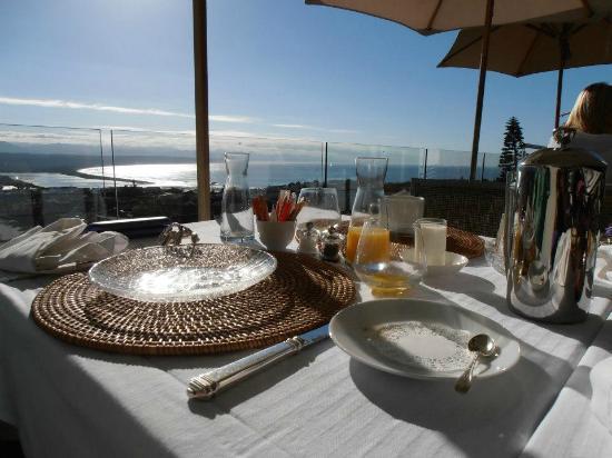Aquavit Guest House: The terrace