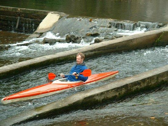 Dinant Evasion - Lesse Kayaks : Fun In Belgium