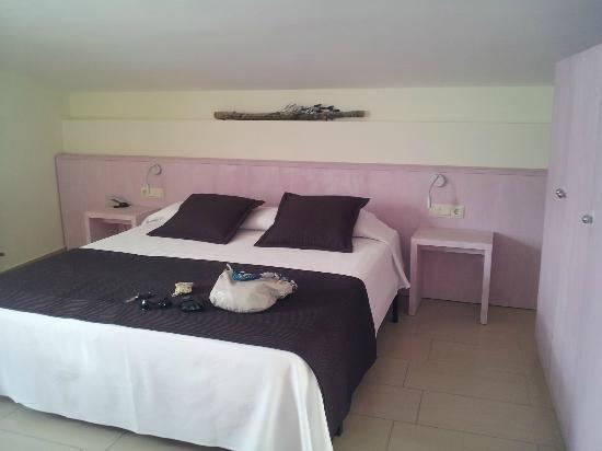 RV Hotel Ses Arrels : Atic