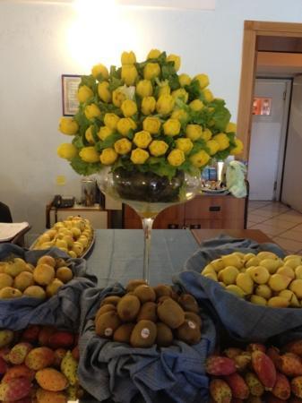 Hotel Terme Felix: La bellezza della frutta!
