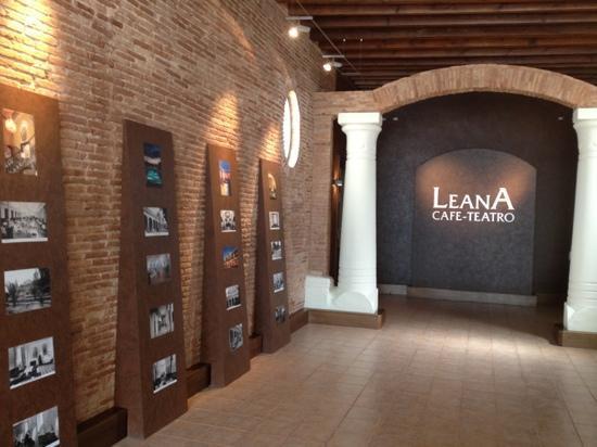 Balneario de Leana: Rômische Theater