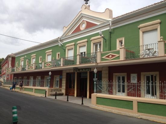 Fortuna, Spania: SPA - Hotel