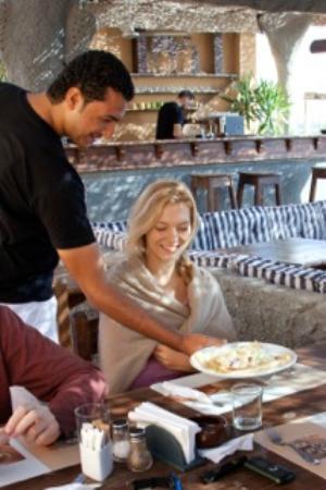 Eldorado Lodge & Restaurant: Restaurant