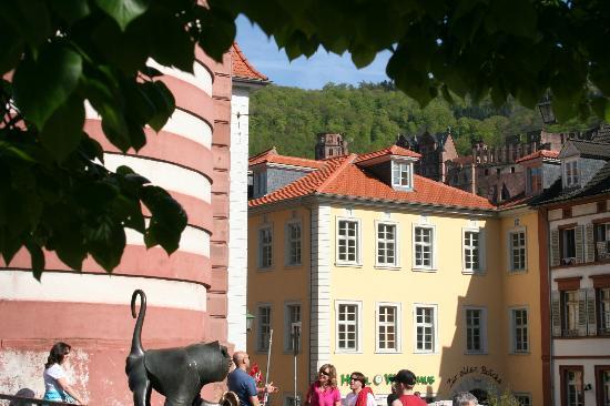 Photo of Hotel Zur Alten Brucke Heidelberg