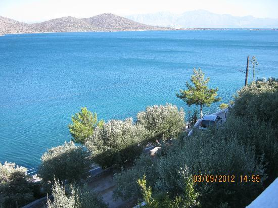 Kavos Bay Apartments: stunning views