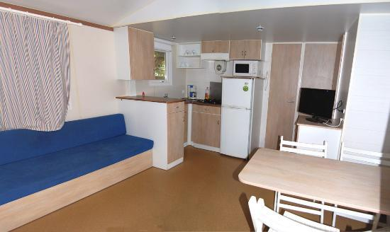 Camping Platja Cambrils: Interior