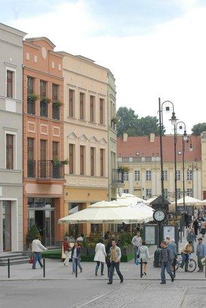 Ulica Mostowa