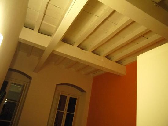 Albergo Bencidormi: roof