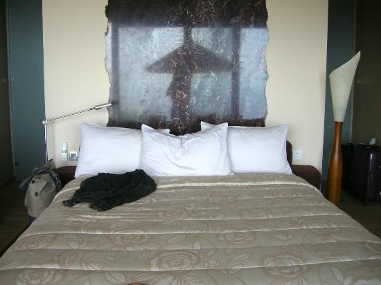 The Puncak: Comfortable bed