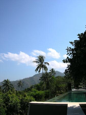 The Puncak: The view from the entrance