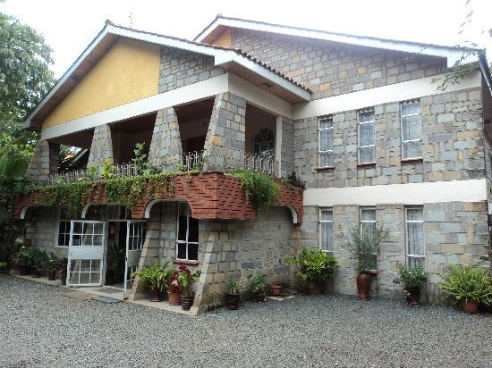 Eldoret, Κένυα: Main Guest House