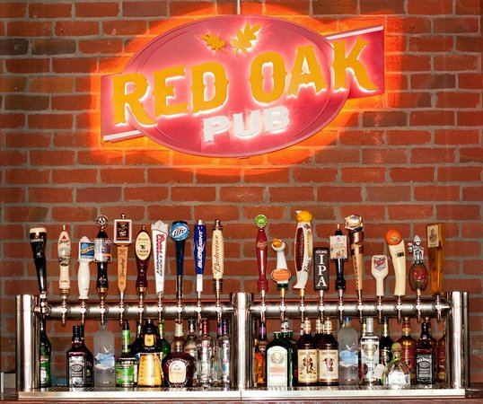Red Oak Pub and Restaurant: Craft Beer Newark Ohio
