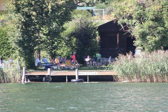Schuetzenhof: Unser privates Strandbad
