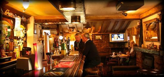 The Miners Arms: Just fancy a pint? We can do that!