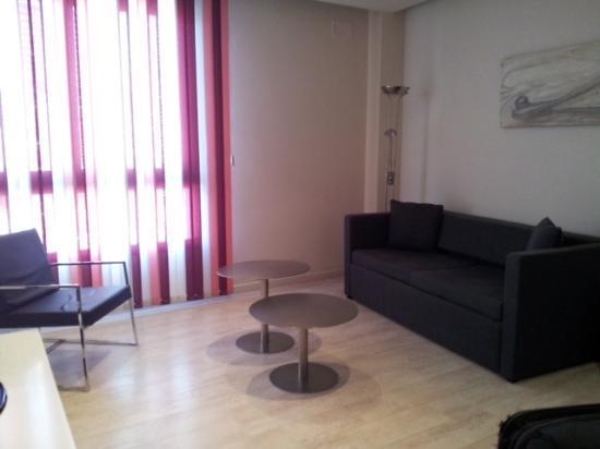 The Urban Suites: Soggiorno