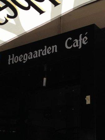 Hoegaarden Cafe