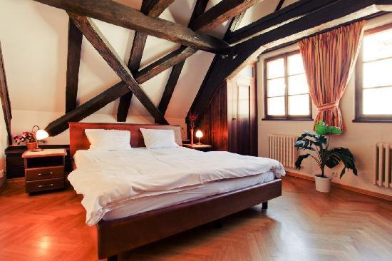 Residence Thunovska 19 : We offer a variety of romantic and luxurious apartments.