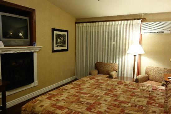 Yosemite View Lodge: ベッド