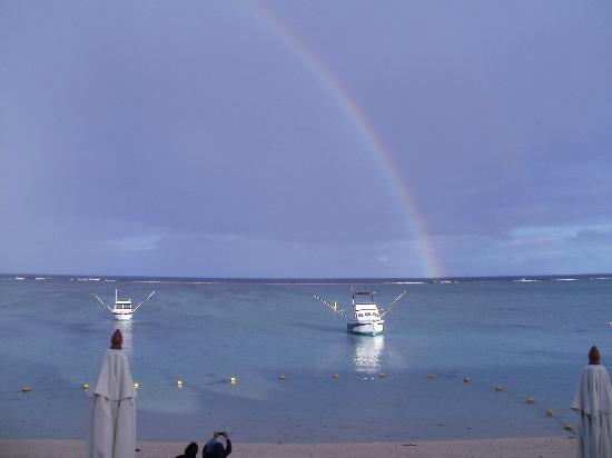 Gold Beach Resort: la plage a 8h du matin