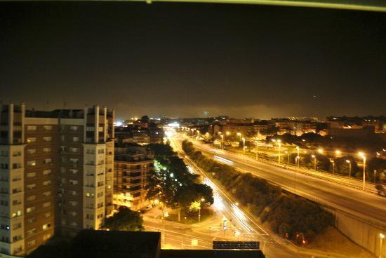 Rafaelhoteles Badalona: Hotel View